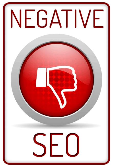 Negative SEO Remediation service
