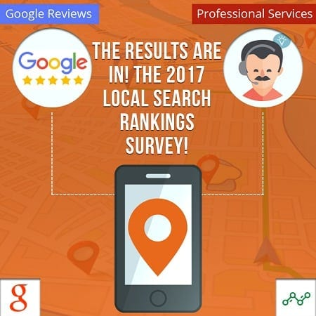 The Results Are In! The 2017 Local Search Rankings Survey!
