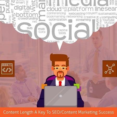 Content Length A Key To SEO/Content Marketing Success