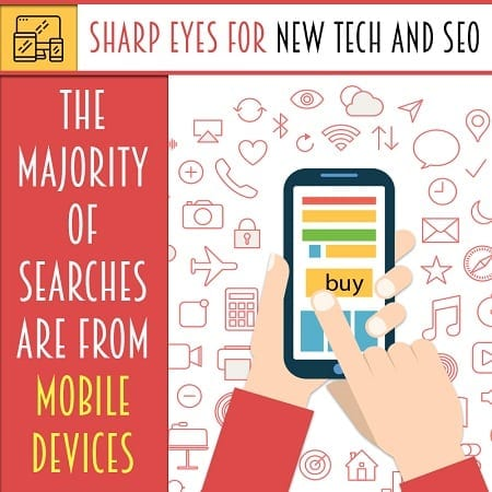 Sharp Eyes For New Tech And SEO