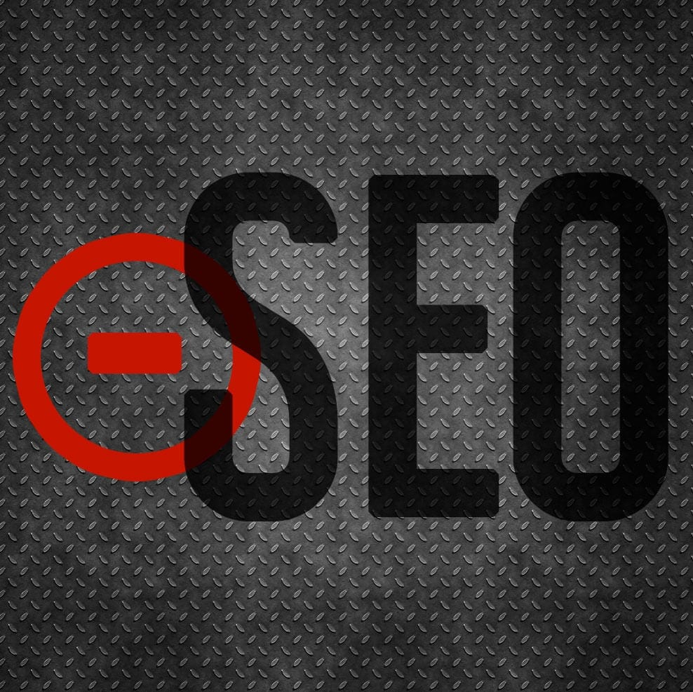 So What's All This Talk About Negative SEO?