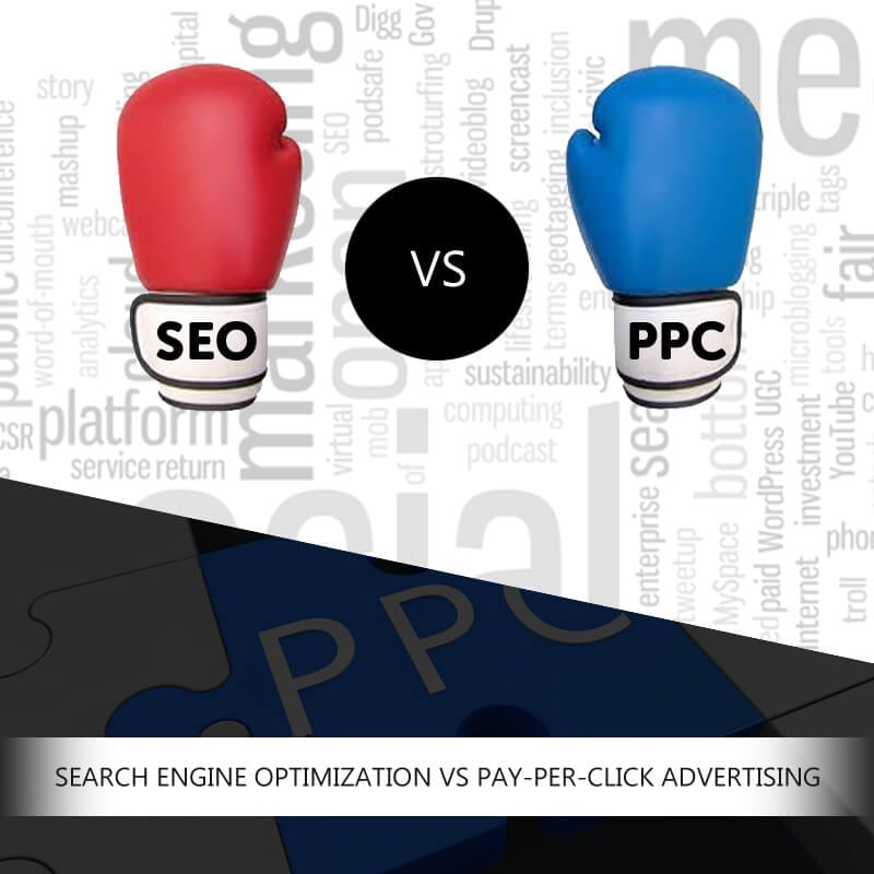 Search Engine Optimization vs. Pay-Per-Click Advertising