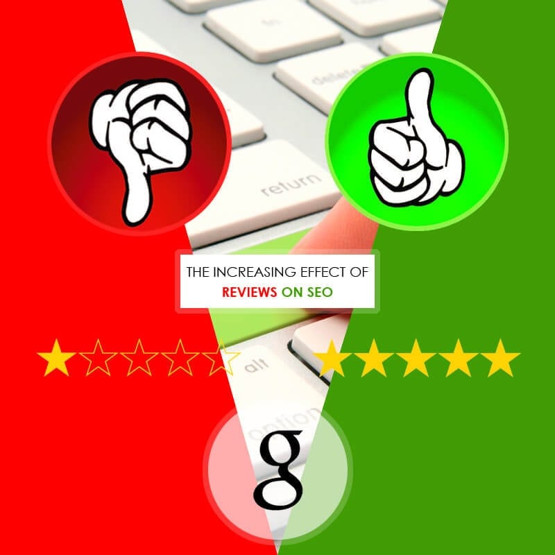 The Increasing Effect of Reviews on SEO