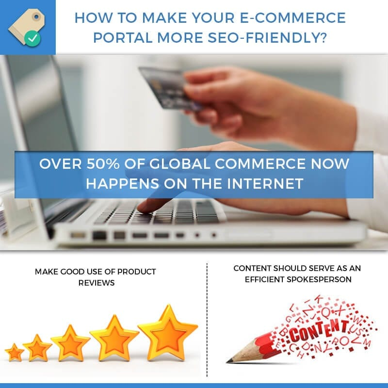 How to Make Your E-Commerce Portal More SEO-Friendly?