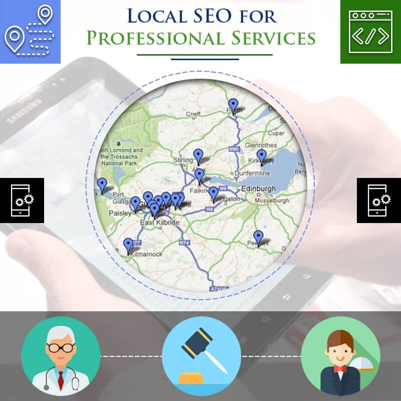 Local SEO for Professional Services