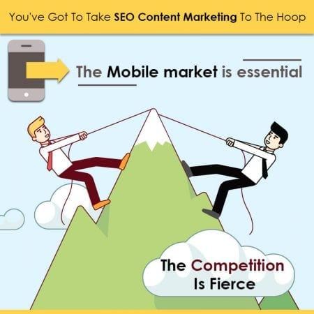 You've Got To Take SEO Content Marketing To The Hoop