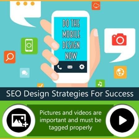 SEO Design Strategies For Success