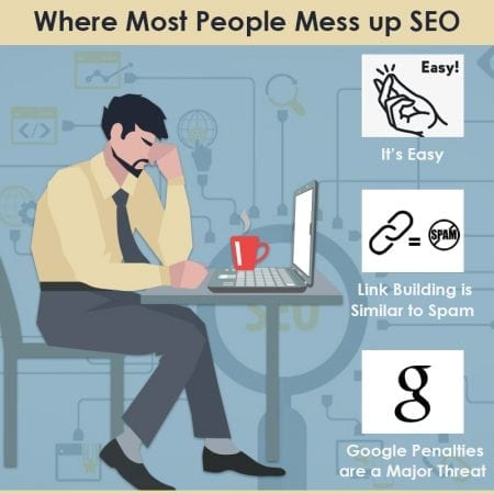 Things Most People Get Wrong About SEO