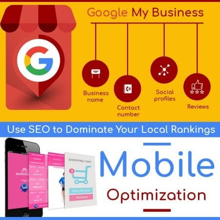 How to dominate local SEO search rankings