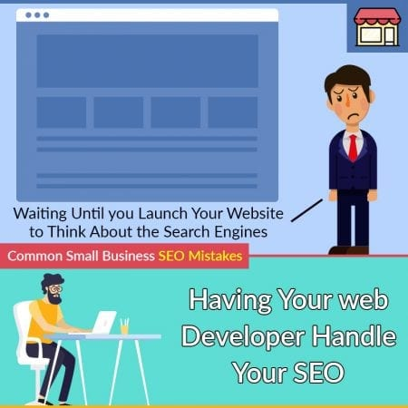 Common SEO mistakes small businesses should avoid