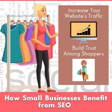 SEO Benefits for Small Business