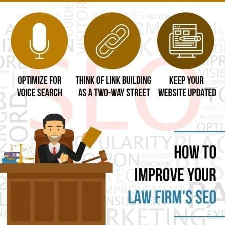 Improve Your Law Firm's SEO