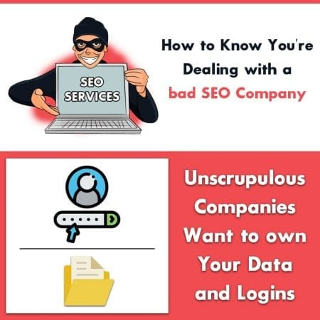 How To Know You're Dealing With A Bad SEO Company