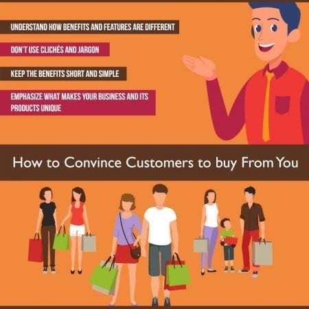 How to Convince Customers to buy From You