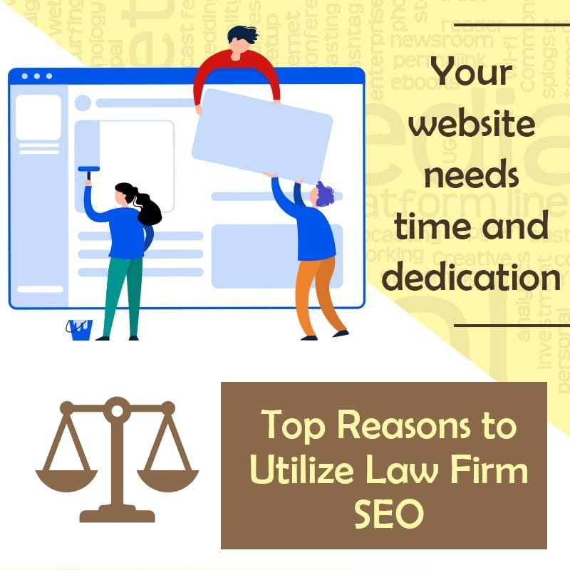 Top Reasons To Utilize Law Firm SEO