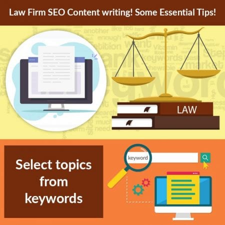 Law Firm SEO Content Writing! Some Essential Tips!