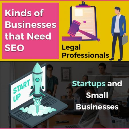 Kinds Of Businesses That Need SEO