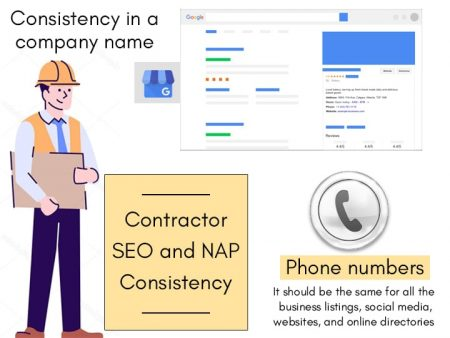 Contractor SEO And NAP Consistency